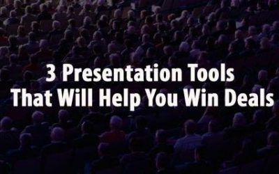 These 3 Presentation Tools Will Help You Win Deals