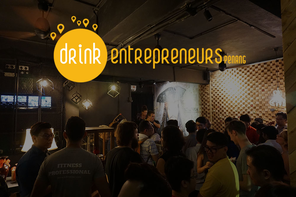 DrinkEntrepreneurs Penang