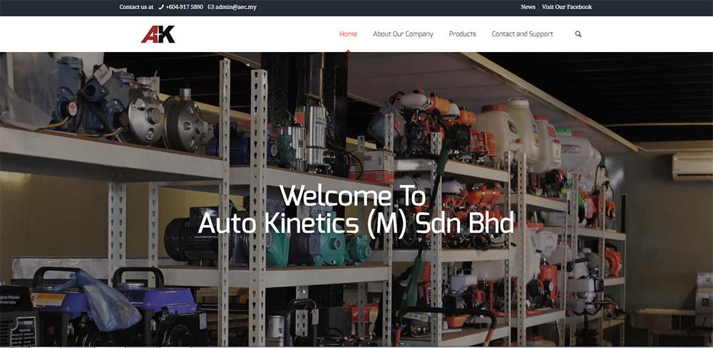 AEC – Auto Kinetics Machinery