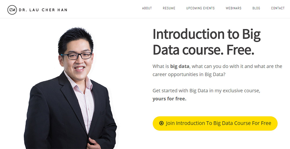 Dr Lau Cher Han – Data Scientist